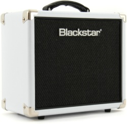 "Blackstar HT-5RW 12"" Guitar Combo Amp With Reverb - White"