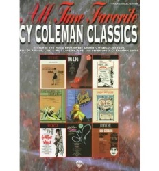 All Time Favorite Cy Coleman Classics