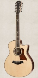 Taylor  800 Series 12-String Grand Symphony (GS) Guitar (856CE)