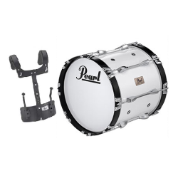Pearl CMB-PACKAGE Competitor Bass Drum/Carrier Package