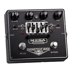 Mesa Boogie  THROTTLE BOX EQ Pedal (FP.TEQ)