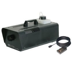 VISUAL EFFECTS V-929 MAXI FOGGER with Timer Remote -1000 Watt