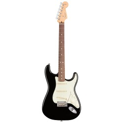 Fender®  American Pro Stratocaster w/ Rosewood Fingerboard - Black 011-3010-706