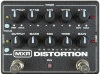 MXR M-151 Doubleshot Distortion Effects Pedal