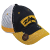 Zildjian  Gray/Yellow Bruins Canvas Trucker Hat T6800