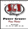 SIT PN1046 Power Groove Pure Nickel Light (10-46)