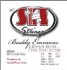 SIT BEE9TH .012 | .038W E9th Buddy Emmons Nickel Pedal Steel Guitar Strings