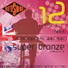 Rotosound SB12 .012 | .054 Piano Wound Phosphor Super Bronze Acoustic Guitar Strings