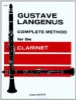 Gustave Langenus Complete MethoD for the Clarinet - Part II