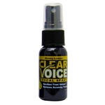 Clear Voice 103CV Honey Lemon Vocal Spray, 1 oz.