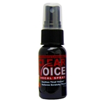 Clear Voice 107CV Strawberry Lemonade Vocal Spray, 1 oz.