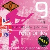 Rotosound R9 .009 | .042 Roto Pinks Electric Guitar Strings