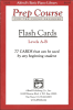 Abpp/prep Flashcards A-b
