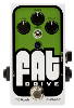 Pigtronix FATDRIVE FAT Tube Sound Overdrive Pedal
