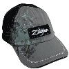 Zildjian  Gray/Black Embroidered Overstitch Cap T6780