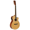 Giannini GF-3-CEQ Performance Series Cutaway Acoustic/Electric Guitar