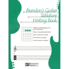 Brandon's Guitar Tablature Writing Book