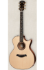 Taylor 514CE-QSLTD 500 Series Grand Auditorium Cutaway Acoustic/Electric w/ Quilted Sapele