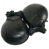DOBANI  Pair of Ebony Castanets with Black Finish (CASB)