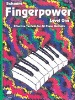 Fingerpower For Piano - Level 1