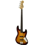 Fender®  Squier Vintage Modified Fretless Jazz Bass - 3 Tone Sunburst 030-6608-500 No Bag Incl