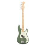 Fender® 019-3612-776 American Professional Precision Bass w/ Maple Fingerboard - Antique Olive