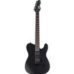 ESP  LTD TE-401 Electric Guitar w/ Rosewood Fingerboard - Black Satin (LTE401BLKS)