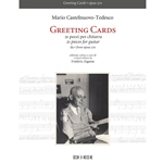 Greeting Cards - 21 Pieces for Guitar from Op. 170