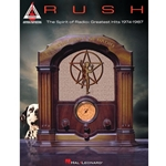 Rush - The Spirit of Radio: Greatest Hits 1974-1987 - Guitar Recorded Versions