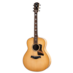 Taylor Guitars  600 Series Grand Orchestra Acoustic Electric Guitar- Antique Blonde 618E