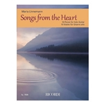 Songs from the Heart - 10 Pieces for Solo Guitar