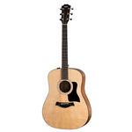 Taylor Guitars  Dreadnought Walnut/Sitka Acoustic/Electric Guitar 110E