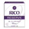 Rico RCT1035 Reserve Classic Bb Clarinet Reeds, Strength 3-1/2