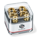 Schaller SSL-G Security Locks - Gold