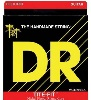 DR Strings MH-10 .010 | .050 Tite-Fit Nickel Plated, Round Core Electric Guitar Strings