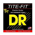 DR Strings EH-11 .011 | .050 Tite-Fit Nickel Plated Round-Wound Extra Heavy Electric Guitar Strings