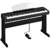 Yamaha P155B 88-Key Black Digital Piano with Ebony Top Board