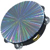 Remo TA-4108-48 Radiant 8 inch Single Row Tambourine