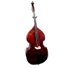 Andrea Corvelli U-2050-1/2 Used 2050 Student Double Bass - 1/2 Size