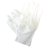 JZ Music JZWG White Marching Band Gloves