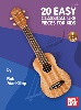 20 Easy Classical Uke Pieces for Kids (Book/CD Set)