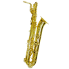JZ Music  Eb Baritone Saxophone Outfit BSL