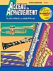 Accent On Achievement Bb Tenor Saxophone Book 1