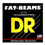 DR Strings FB-45 .045 | .105 Stainless Steel Bass Guitar Strings