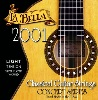 Labella 2001CL 2001 Series Classical Guitar Strings - Light Tension Set (2001L)
