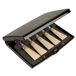 Protec  Bassoon Reed Case - Opaque Black A253