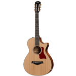 Taylor Guitars  Grand Concert Steel String Acoustic/Electric Guitar 512CE-12FRET