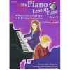 It's Piano Lesson Time - Book 1