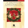 A Grown-Up Christmas List - Piano Solo