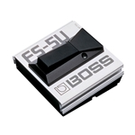 Boss  Momentary Foot Switch - Silver FS-5U